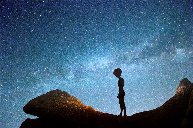 Do Aliens Exist Finding Our Galatic Neighbours Image